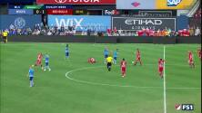 El español Eloi Amagat pierde la cabeza y se va expulsado en su debut en la MLS
