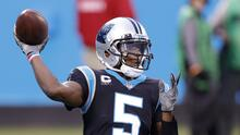 Panthers manda en trade al QB Teddy Bridgewater a Broncos