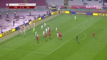 El segundo de Serbia y doblete de Vlahovic sobre Azerbaiyán