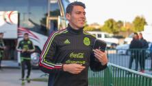 Héctor Moreno se recuperó y será titular en el Tri para el duelo ante Costa Rica