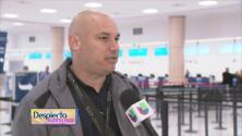 """""""La decisión nos afecta directamente"""", dice el coordinador de maleteros del Aeropuerto de Puerto Rico sobre la suspensión del vuelo directo a NY"""