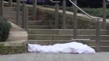 Dos hombres muertos luego que uno saltara de una azotea y cayera sobre otro