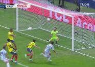 ¡Ospina la saca en la línea! David salva a Colombia del segundo