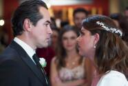 En plena boda, Yuri se negó a casarse con Moisés y lo acusó de chantajearla y serle infiel