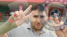 El taxista argelino de Nashville que es aficionado del Cruz Azul y que conoció a Zidane