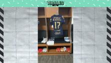 Los Pumas se alistan para medirse al Everton con música brasileña