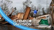 Mexicanos afectados por el paso de Ida en Louisiana llegan a Houston en busca de ayuda: así los están asistiendo