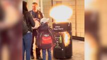 Video capta explosión en bote de basura en estación del subway de Times Square