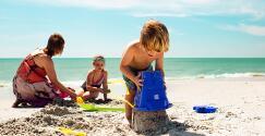 Tips para planificar unas vacaciones con tus hijos de forma organizada