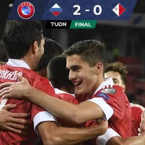Resumen   Rusia sentenció a Malta y continúa en la pelea por Qatar 2022