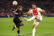 Ajax vence al Besiktas y luce líder en su grupo en Champions