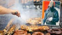 """""""Eso es no tener m@dre"""": Capturan banda de ladrones que robaba carnes asadas"""
