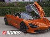 Prueba: McLaren 720S 2019, el supercarro perfecto