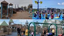 Disfruta de los mejores patios de recreo para niños en Jersey Shore