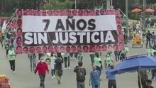 """""""Es algo simbólico"""": madres de desaparecidos en México exigen un espacio para honrar a sus familiares"""
