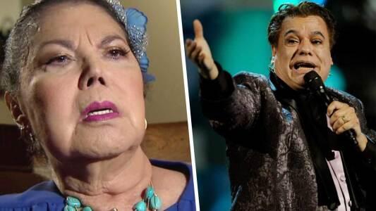 """Ella lo sacó de la cárcel"": Muere 'La Queta Linda', quien fuera madrina de Juan Gabriel"