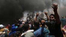 Decenas de muertos y centenares de heridos en protestas por la embajada de EEUU en Jerusalén