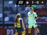 Toluca vence al San Luis y logra su primer triunfo del torneo