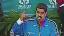 """Nicolas Maduro: """"No voy a abrir esa frontera"""""""