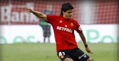 Luka Romero hizo este lunes reconocimiento médico con el Lazio