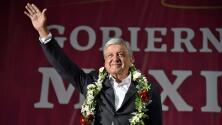 ¿Cuáles son los cinco temas primordiales para los primeros 100 días de gobierno de López Obrador?