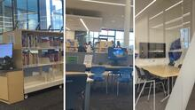 Condado Pima abre una moderna biblioteca que sirve a una población de más de 30,000 residentes al sur del estado