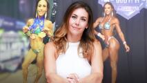 Vanessa Guzmán gana 3 medallas en su debut en fisicoculturismo: así fue su participación