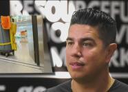 """""""No creí que iba a crecer tanto"""": hispano cuenta su historia de éxito ofreciendo servicios de limpieza"""