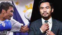 Manny Pacquiao anunció su candidatura a la presidencia de Filipinas