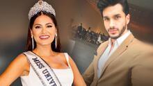 ¿Diego Garcy es el novio de Andrea Meza? Esto es lo que sabemos de su relación con la Miss Universo