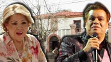 Las escrituras revelan quién es el dueño de la casa de Juan Gabriel en Juárez, ¿se la vendió o no a Silvia Urquidi?