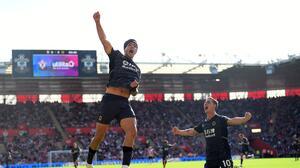 Jiménez rompe sequía goleadora con los Wolves ante Southampton
