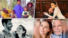 En pleno divorcio, Kim Kardashian felicita a Kanye West en el Día del Padre: así recuerdan los famosos a sus papás