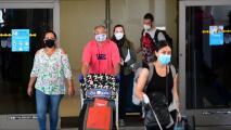 Termina el feriado y muchos regresan de sus viajes: el temor por un repunte de coronavirus es latente