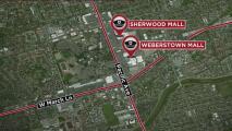 Disturbios provocan el cierre de dos centros comerciales en Stockton
