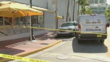 Una persona muerta y otra herida es el saldo de un tiroteo en Miami Beach
