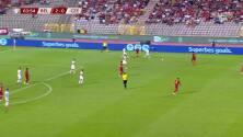 Bélgica sentencia... Saelemaekers puso el 3-0 sobre República Checa