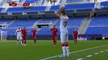 ¡Gol de Turquía! Tufan puso el 1-0  ante Noruega con zurdazo