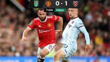 Manchester United queda eliminado de la Carabao Cup