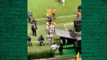 Alan Mozo explotó contra familiares de León tras perder la Final