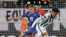 Resumen | Betis vence al Ferencvaros y sigue con marcha perfecta
