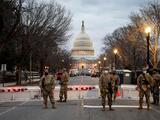 Washington DC se blinda ante amenazas de violencia; Harris renuncia al Senado 48 horas antes de asumir como vicepresidenta