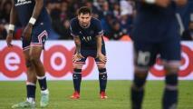 Messi se perderá su segundo partido al hilo