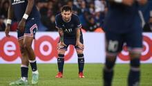 Por segundo partido consecutivo Lionel Messi está descartado