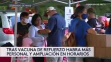 Comunidad hispana participa en jornada de salud y entrega de alimentos en Raleigh
