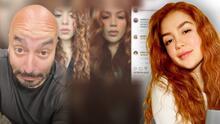 "Lupillo Rivera le entra al debate: compara a su prometida con Shakira y a ella le parece ""raro"""