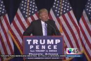 Trump revela su agresivo plan migratorio en Arizona