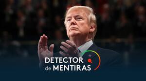 Las 12 mentiras y frases engañosas de Trump en su primer discurso del Estado de la Unión