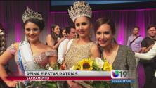 Sacramento eligió a su nueva reina de las Fiestas Patrias