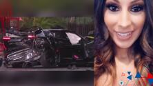 """""""El silencio dice muchas cosas"""": Finalmente habló el padre del menor que causó el accidente mortal de Monique Muñoz"""